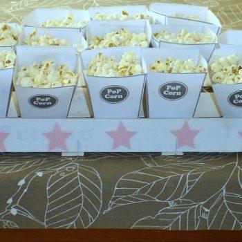Transformando una caja de frutas / Reusing a fruit crate