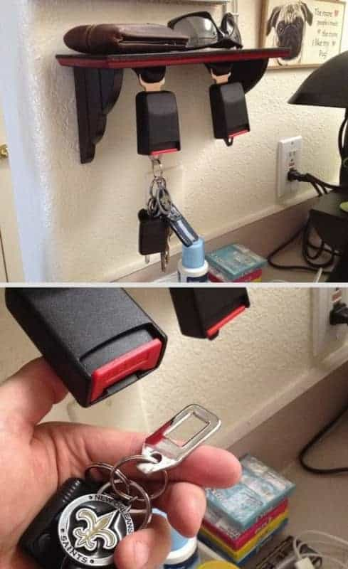 6 Ways to Repurpose Seatbelts Accessories Clothing
