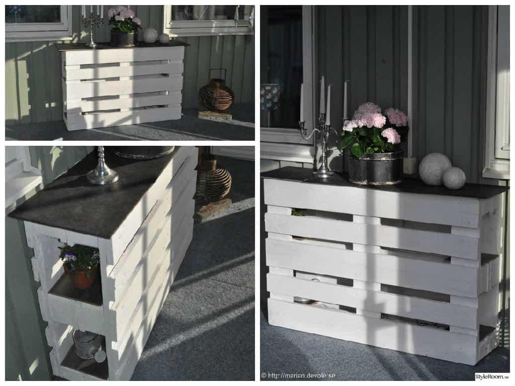 Pallet Counter Bar • Recyclart