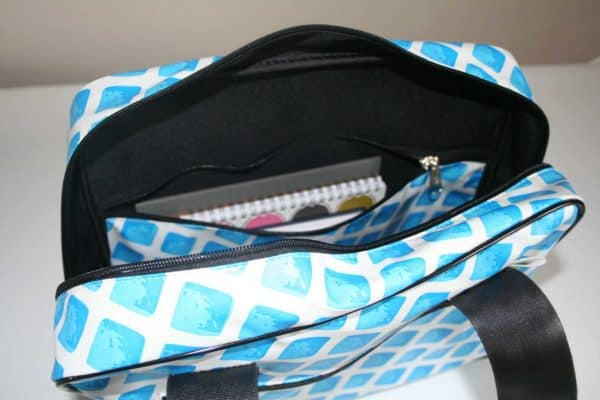 The Swimming Pool Is In The Bag With Les Eco-actions Accessories Recycled Plastic