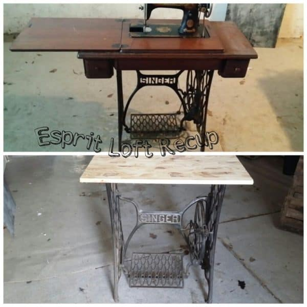 Détournement D'objets En Mobilier Industriel / Upcycled Industrial Furniture Do-It-Yourself Ideas