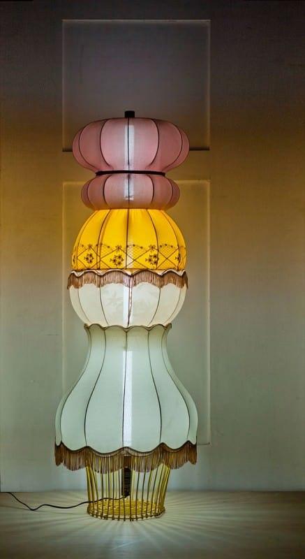 Stehlampe-I