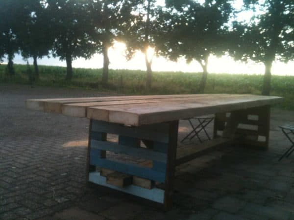 Recycled Shed Table Recycled Furniture Wood & Organic