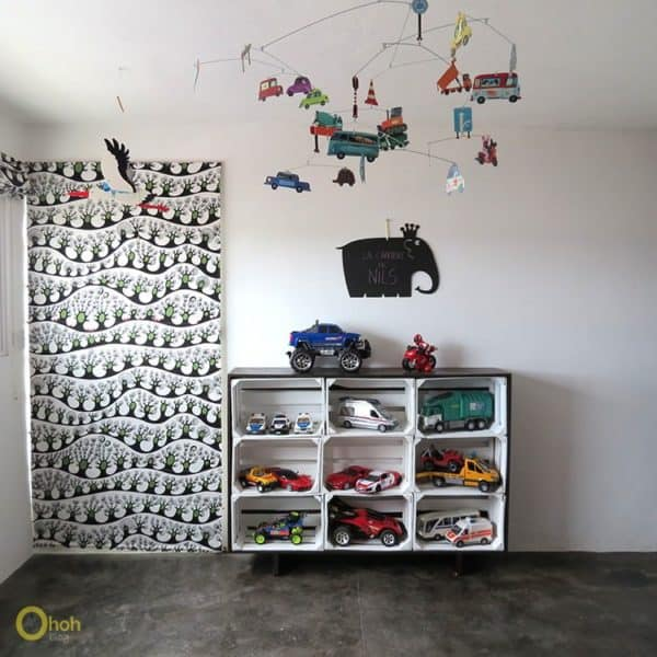 Crates Used As Storage Do-It-Yourself Ideas Recycled Furniture