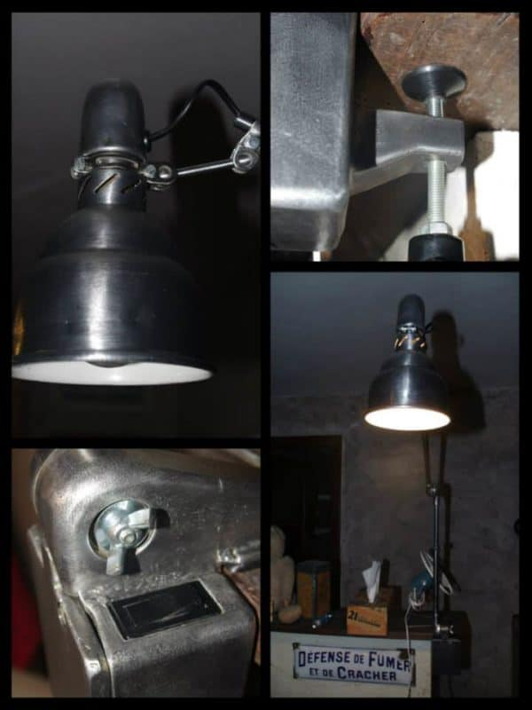 Old Sewing Machine Lights Lamps & Lights