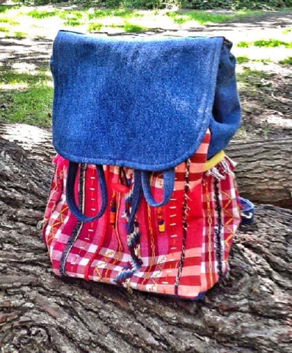 Threadericks Upcycled Bags Accessories