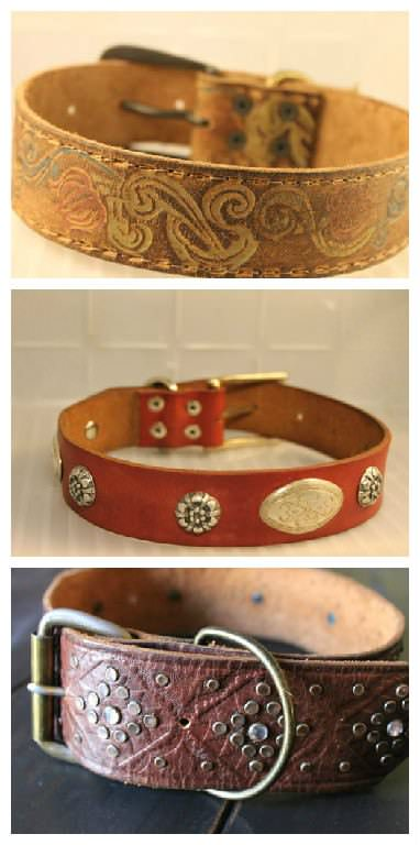 Saving Belts, One Dog Collar at a Time • Recyclart
