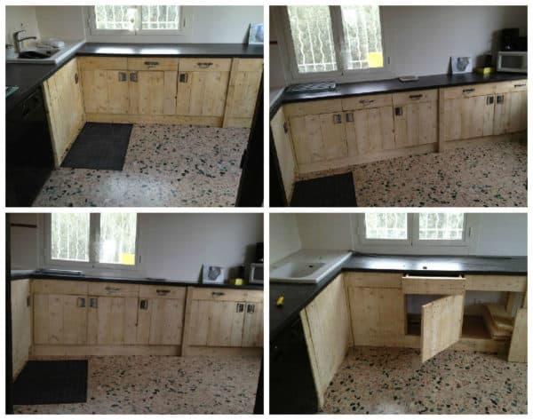 Reusing Wooden Pallets30