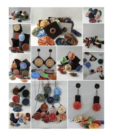 Cafetito: Jewelry Made Of Upcycled Nespresso Coffee Capsules
