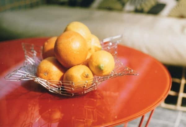 Paperclip Fruit Bowl Accessories Recycling Metal