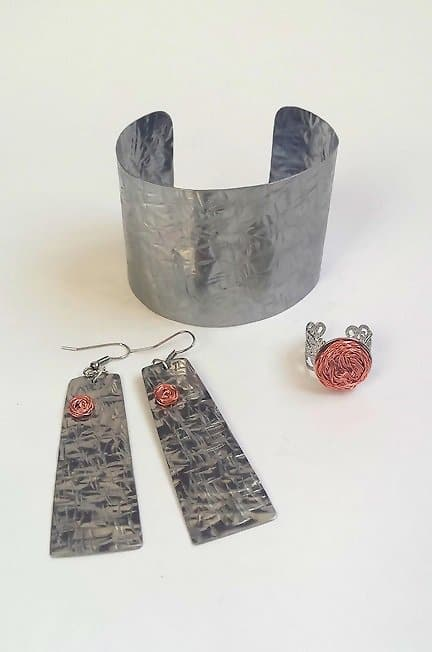 Recycled Metal Jewelry Recycling Metal Upcycled Jewelry Ideas