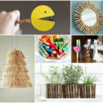 50+ Creative Ways of Reusing Clothespins