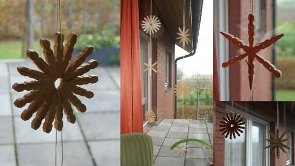 outdoor-christmas-clothespin-cheap-decoration-creative-upcycling-ideas