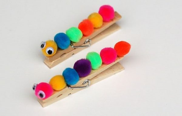 funny-diy-caterpilar-clothespin-crafts-for-kids-easy-to-make-homemade-project