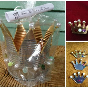 From Tin Cans To Tin Crown