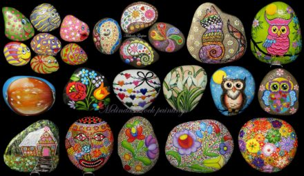My Art On Rocks