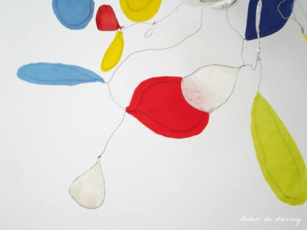 Upcycled Tracing Paper Into Suspension Lamp as Calder Do-It-Yourself Ideas Lamps & Lights