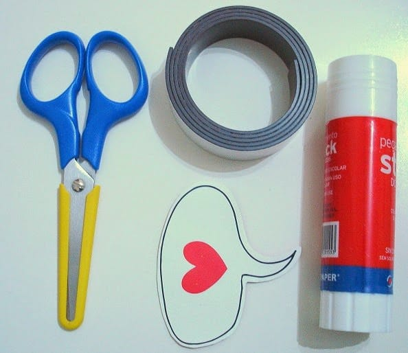 Imanes Hechos Con Recortes Bonitos / Magnets Made With Upcycled Paper Cuts Do-It-Yourself Ideas Recycling Paper & Books