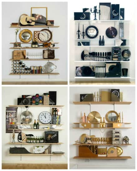 Bookshelf Sculptures