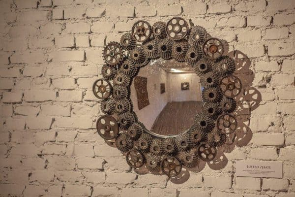 Recycled Mirrors - Elementary Particles Recycled Furniture