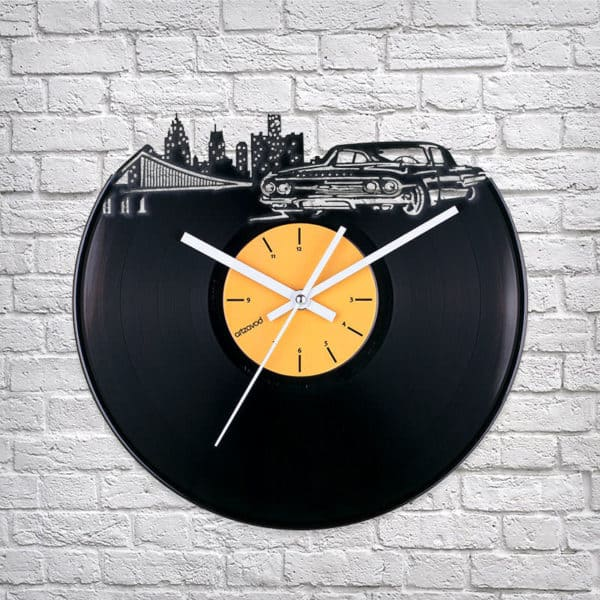 New Life of Vinyl Accessories Recycled Vinyl
