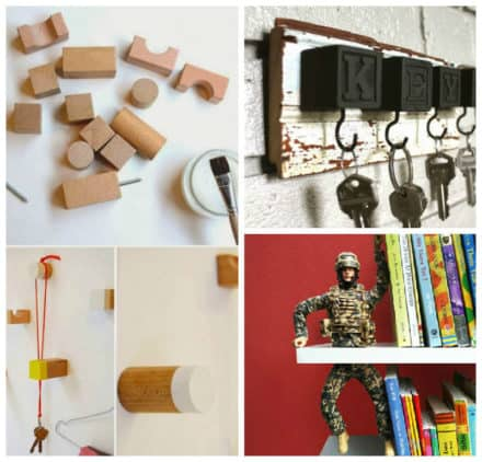 Creative Ways of Reusing Old Toys Into Your Interior Design