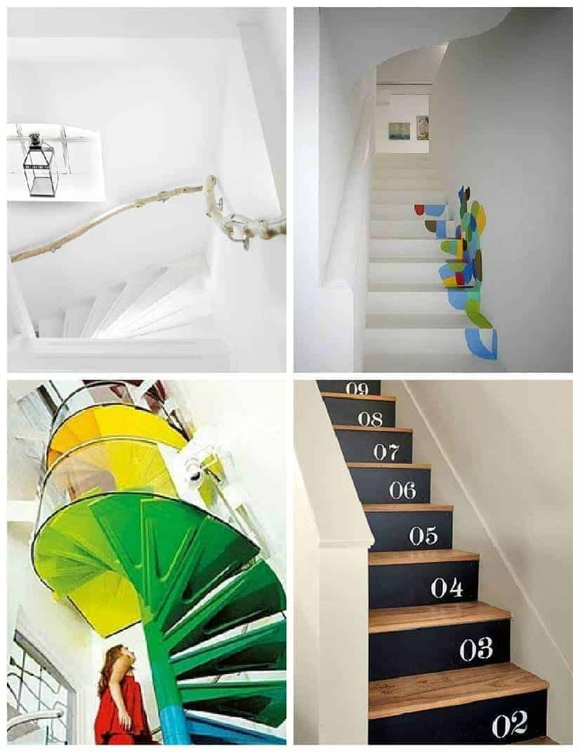 Easy Ways To Update Any Staircase • Recyclart