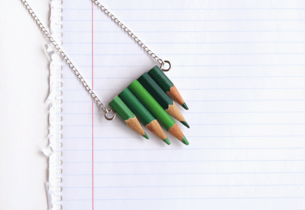 pencil upcycle - curlymade2