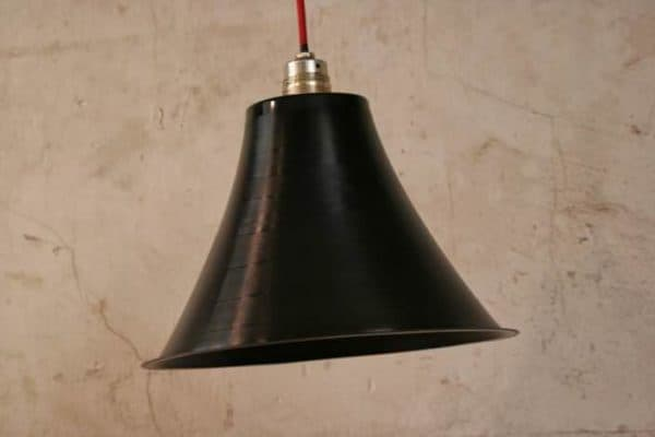 Upcycled Vinyl Record Into Beautiful Lampshade Lamps & Lights Recycled Vinyl