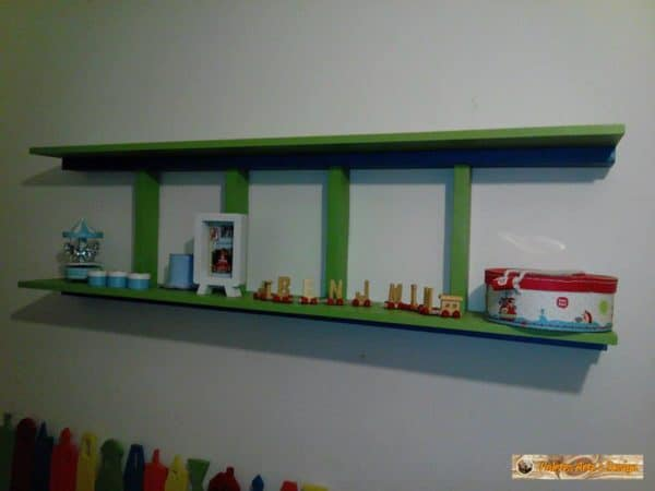 Children's Room Decoration With Recycled Pallets Recycled Pallets
