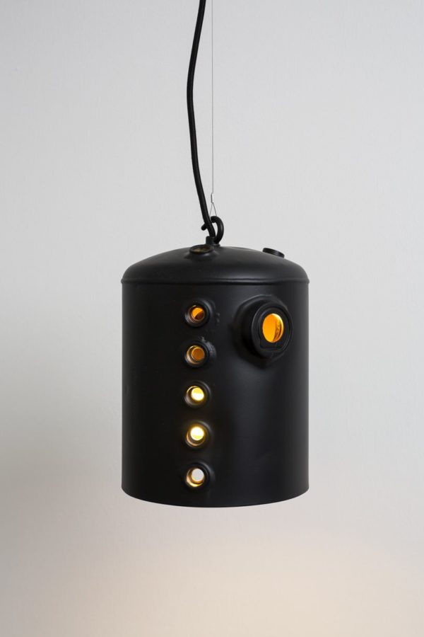 Upcycled Boiler Lamps by Willem Heeffer Lamps & Lights