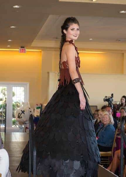 Wearable Arts Gown Accessories Clothing