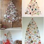 Christmas Trees From Upcycled Toys