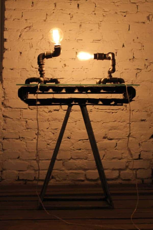 Sprocket Table & Hydro Lamps Lamps & Lights