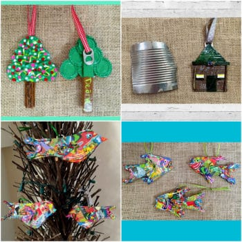 Eco-Friendly Holiday Ornaments