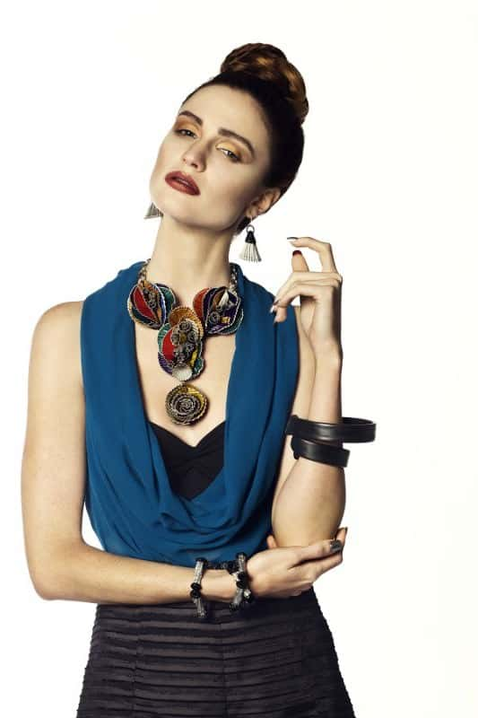 Beautiful Jewels Made From Upcycled Nespresso Caps Upcycled Jewelry Ideas