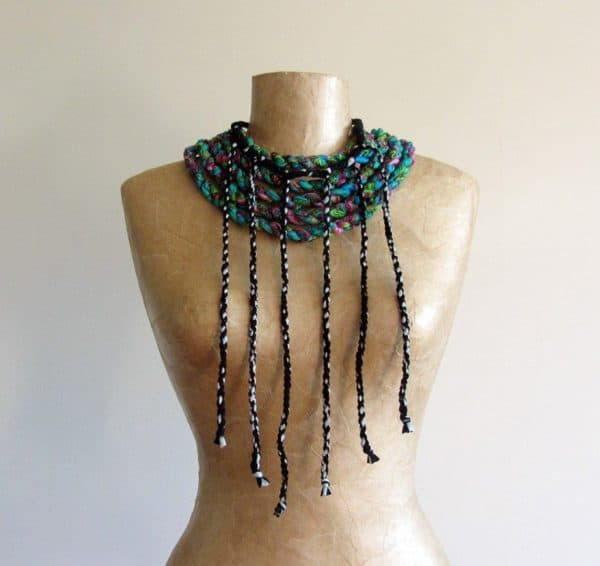 fabric-necklaces