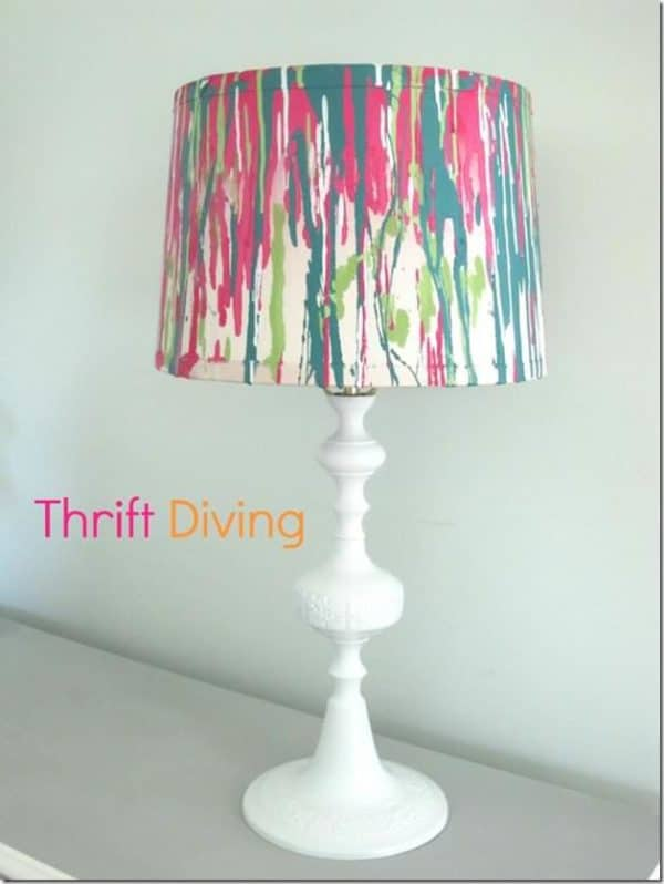 5 Ways to Re-decorate an Old Boring Light Lamps & Lights