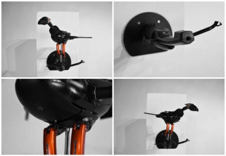 Prehistoric Bird On A Branch Made From Recycled Electronic Components