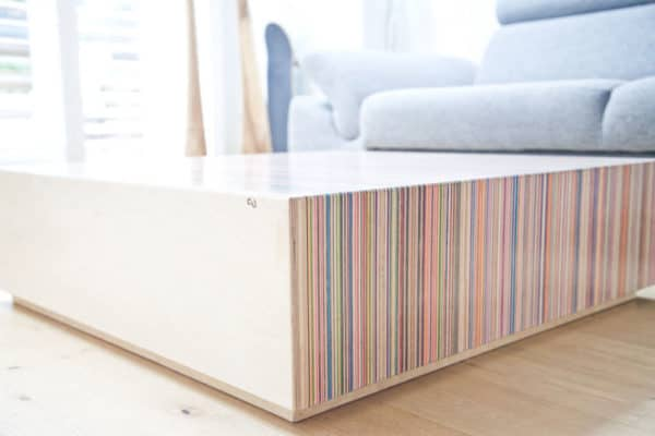 DecksPad™: Design Coffee Table From Upcycled Skateboard Decks 3