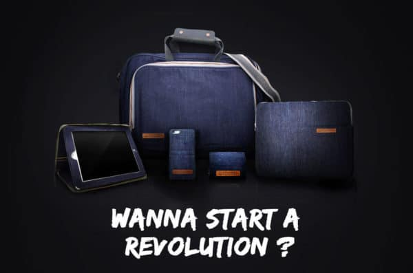 Mined – The Denim Revolution Accessories