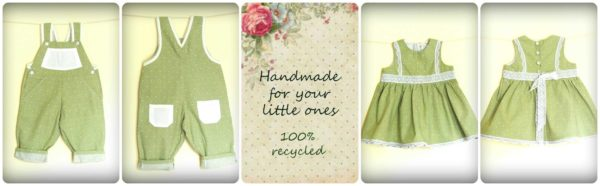 Recycled Children's Clothes Clothing