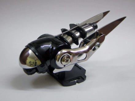 Junk Art Sparrow