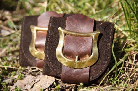 Leather Scraps Purses
