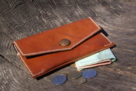 Old Leather Boots Upcycled Into Purses