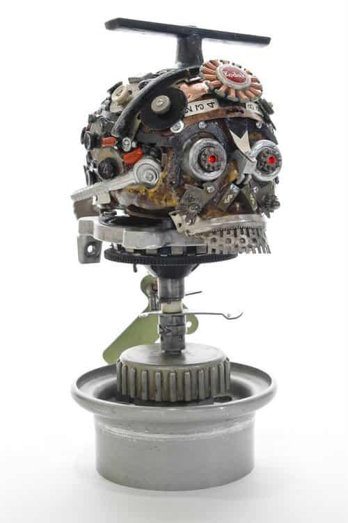 Recycled Art Interview #9: Gabriel Dishaw Interviews