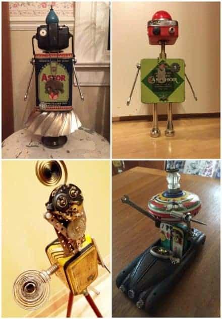 Robo-tins