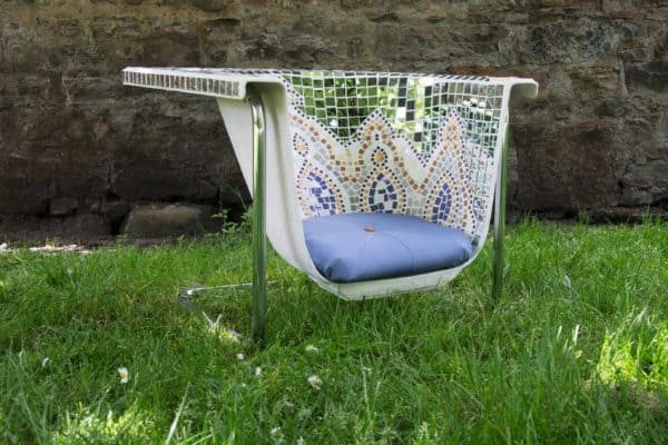I Am Not a Bath, I Am Upcycled Outdoor Seats Recycled Furniture
