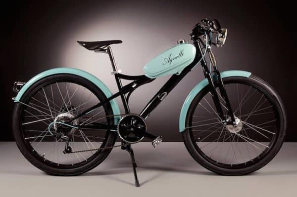 Beautiful Electric Bikes Made with Vintage Parts From the 1950s Upcycled Bicycle Parts