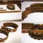 Bracelets From Jeans Labels